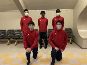 2020川崎トランポリンジャパンオープン 1日目